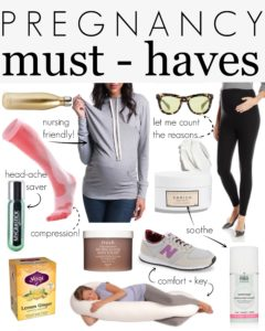 15 Pregnancy Must Haves