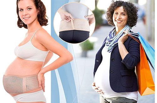 AZMED-Maternity-Belt