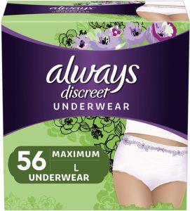 Always-Discreet-Incontinence-Postpartum-Underwear-for-Women-absorb-ship.