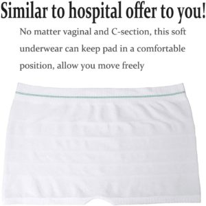 Mesh-Postpartum-Underwear-High-Waist-Disposable-Post-Bay-C-Section-Recovery-Maternity-Panties-for-Women