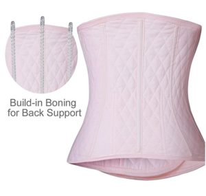 PAZ-WEAN-Post-Belly-Band-Postpartum-Recovery-Belt-back-stretchable