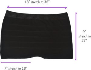 Seamless-Mesh-Knit-Underwear-Postpartum-Maternity-Post-Surgical-Disposable-Womens-Panties-Brief-