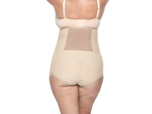 Bellefit Corset Medical-Grade Adjustable Postpartum Girdle with Front Hooks