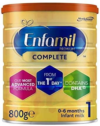 supplemental formula for breastfed babies